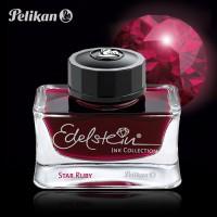 [예약판매: 6월 14일~ 입고예정] 펠리칸 에델슈타인(Edelstain) 스타루비(Star Ruby) 잉크(50ml)